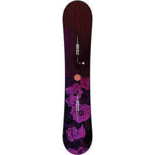 Burton Stylus All-Mountain Board Damen lila-schwarz