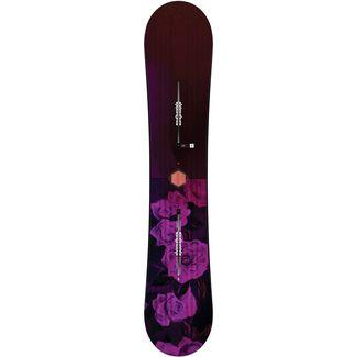 Burton Stylus All-Mountain Board Damen lila-schwarz