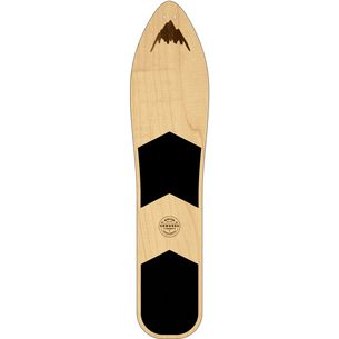 Burton The Throwback All-Mountain Board braun