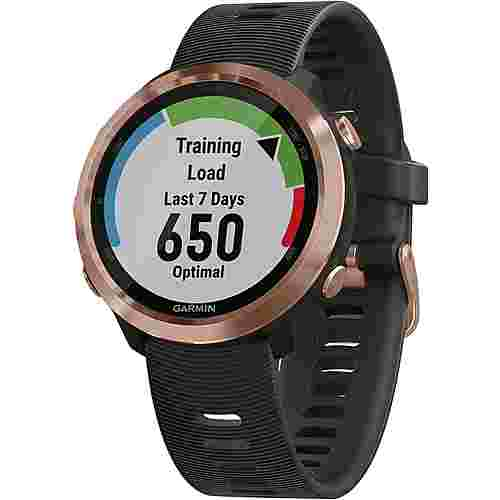 garmin forerunner 645 m sportuhr rose gold im online shop. Black Bedroom Furniture Sets. Home Design Ideas