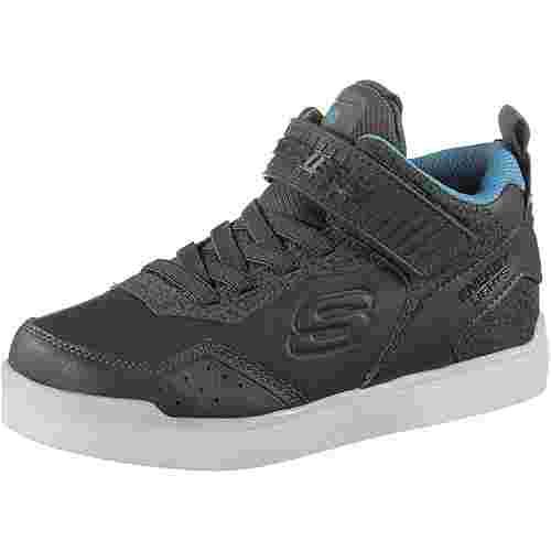 Skechers Energy Lights Sneaker Kinder grey