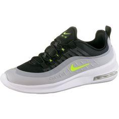 Nike AIR MAX AXIS Sneaker Herren black-volt-wolf grey-anthracit