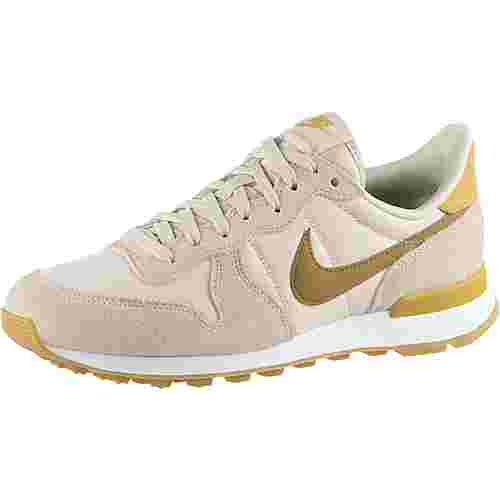 Nike INTERNATIONALIST Sneaker Damen beach-wheat gold-summit white