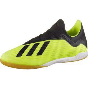 adidas X TANGO 18.3 IN Fußballschuhe Herren solar yellow