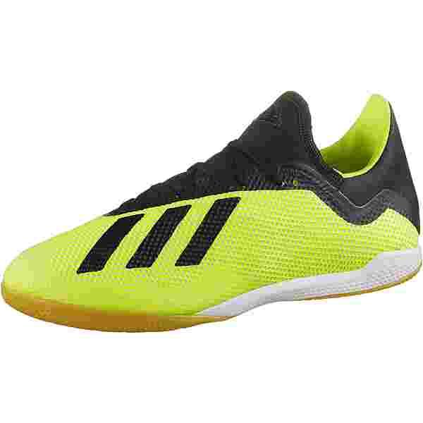 adidas X TANGO 18.3 IN Fußballschuhe solar yellow