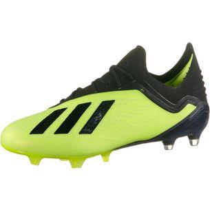 adidas X 18.1 FG Fußballschuhe Herren solar yellow