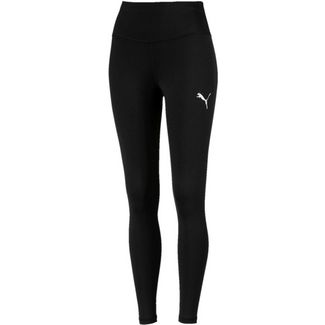 PUMA Tights Damen puma black