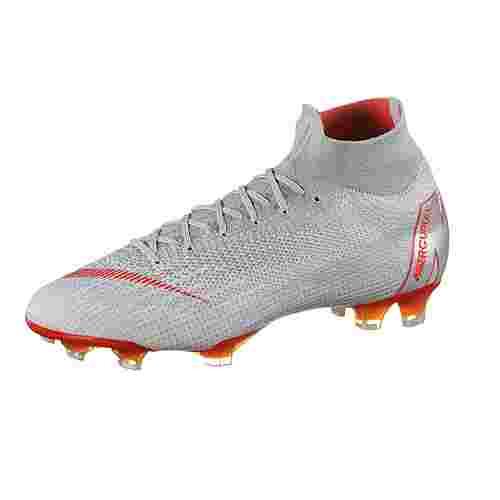 brand new a200a e405c Nike MERCURIAL SUPERFLY 6 ELITE FG Fußballschuhe wolf grey-lt crimson-pure  platinum
