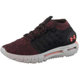 Under Armour HOVR Phantom NC Laufschuhe Damen black-ghost-gray-afer-burn