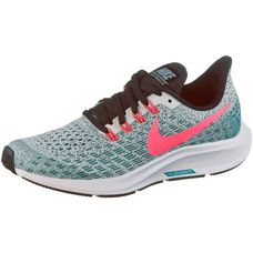 Nike AIR ZOOM PEGASUS Laufschuhe Kinder barely grey-hot punch-geode te