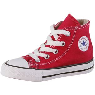 CONVERSE Chuck Taylor All Star Sneaker Kinder red