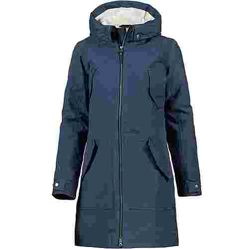 Jack Wolfskin Rocky Point Parka Damen midnight blue
