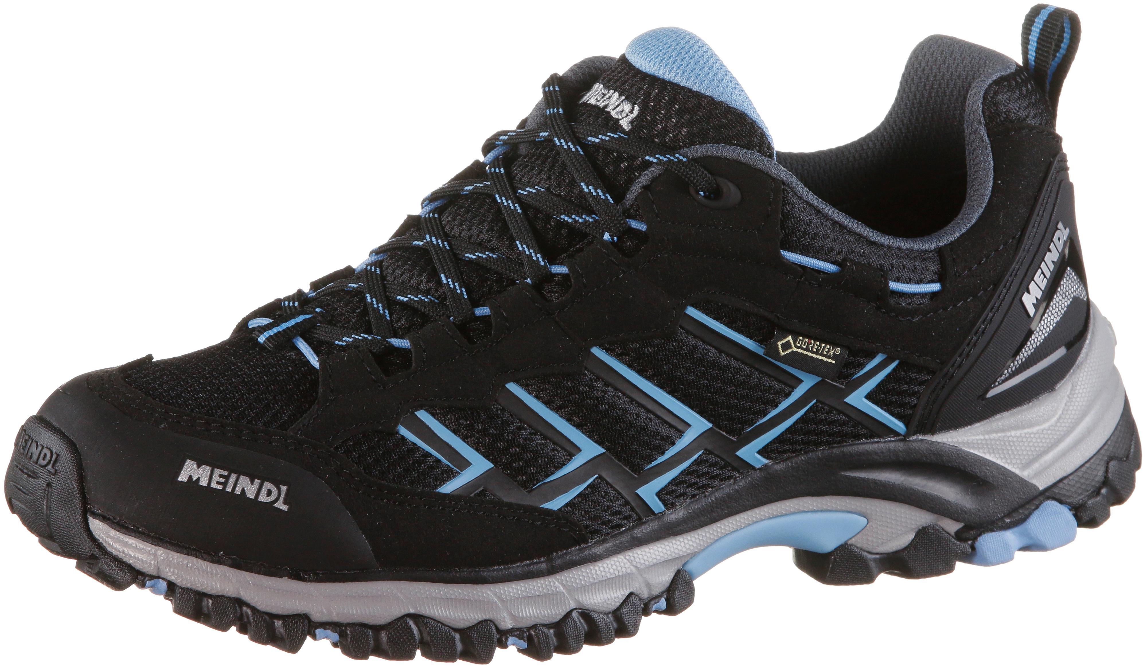 MEINDL Caribe GTX Multifunktionsschuhe Damen schwarz-azur im Online Shop von SportScheck kaufen Gute Qualität beliebte Schuhe