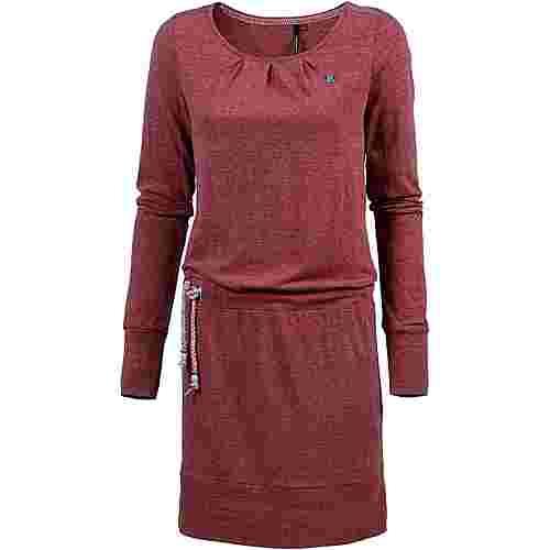 ragwear alexa a jerseykleid damen dusty rose im online. Black Bedroom Furniture Sets. Home Design Ideas