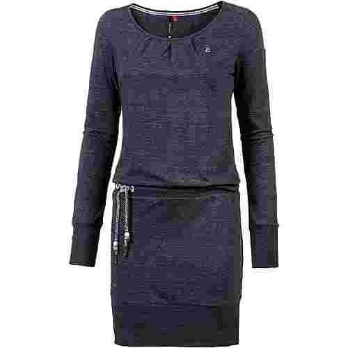 ragwear alexa a jerseykleid damen navy im online shop von. Black Bedroom Furniture Sets. Home Design Ideas