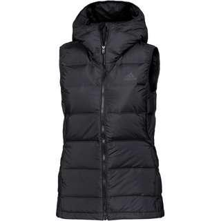 adidas Helionic Daunenweste Damen black