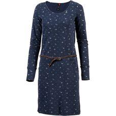 Ragwear Montana Jerseykleid Damen indigo