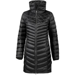 Jack Wolfskin Richmond Daunenmantel Damen black