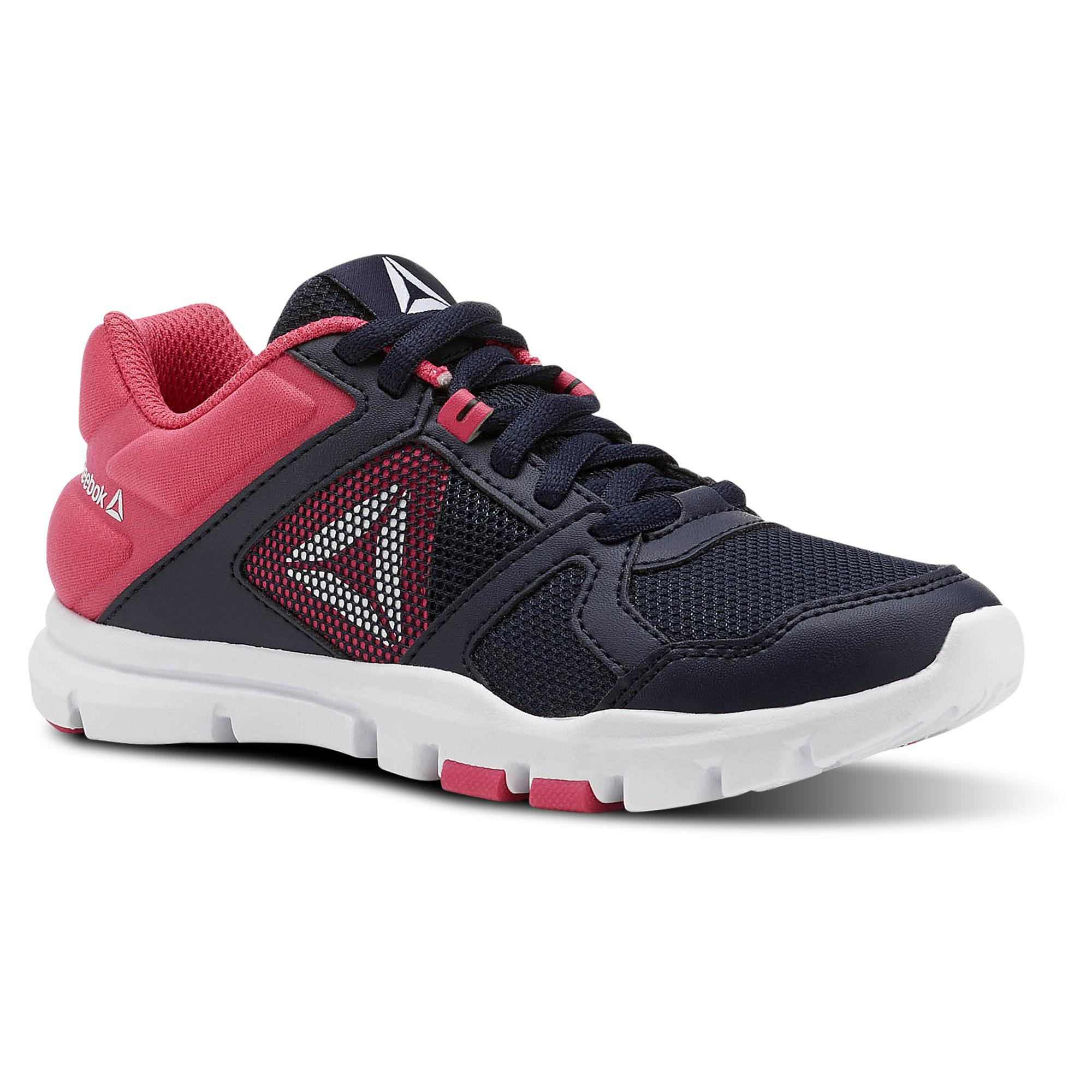 Reebok YourFlex Train 10 Fitnessschuhe Damen Online Collegiate Navy/Twisted Pink/Weiß im Online Damen Shop von SportScheck kaufen Gute Qualität beliebte Schuhe d98d8c
