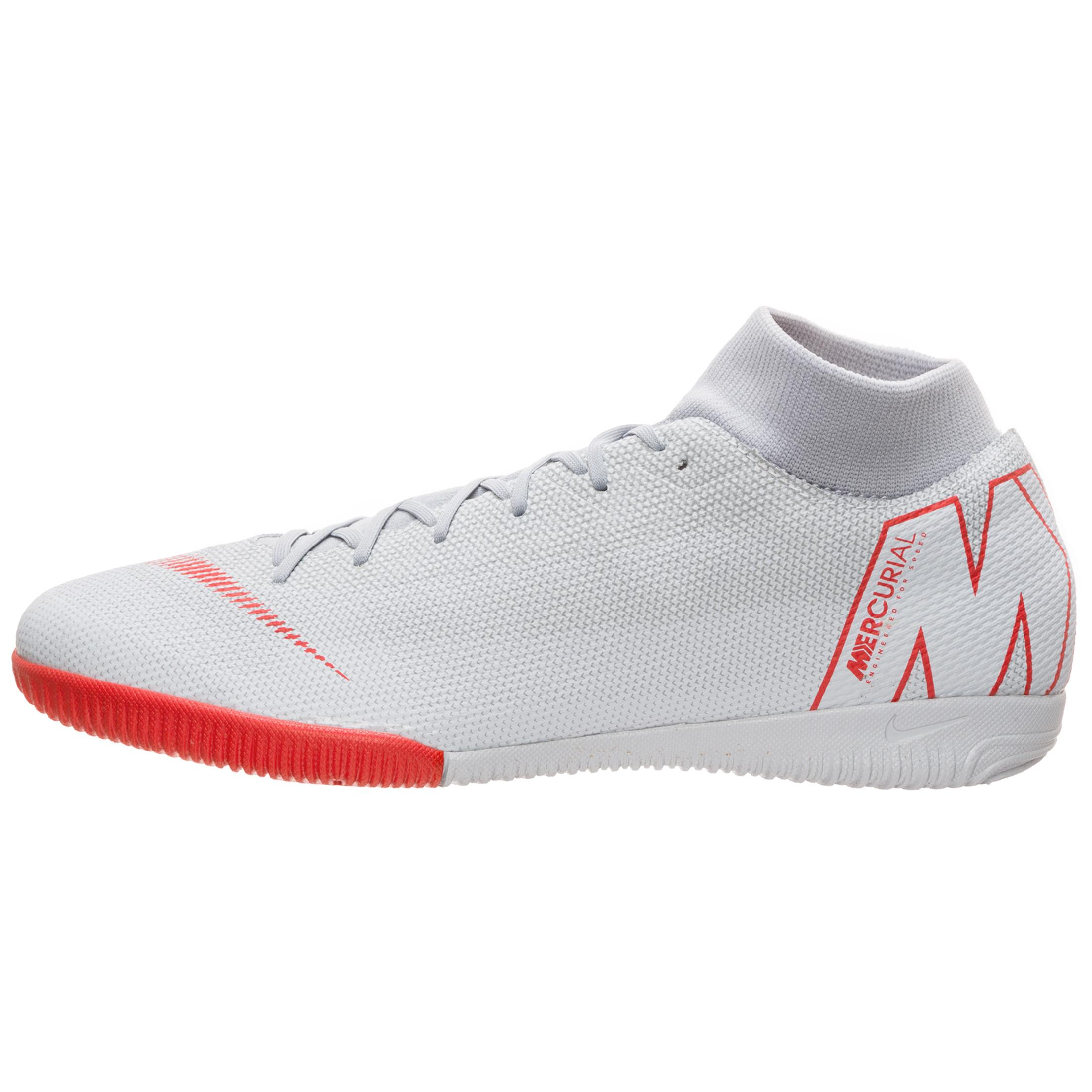 Nike Mercurial SuperflyX SuperflyX SuperflyX VI Academy Fußballschuhe Herren grau / rot im Online Shop von SportScheck kaufen Gute Qualität beliebte Schuhe 085a65
