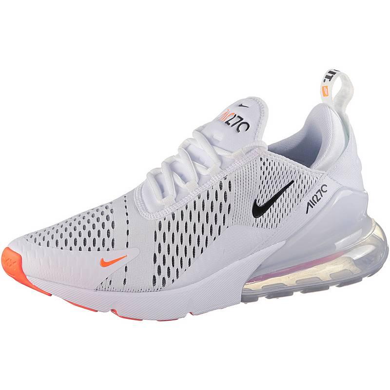 outlet store 0ff3b 87ec5 Nike Air Max 270 JDI Sneaker Herren white-black-total orange