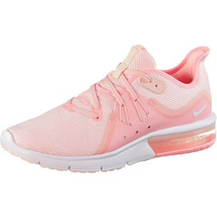 Nike Air Max Sequent3 Sneaker Damen pink tint-white-crimson tint 4bf56ba469