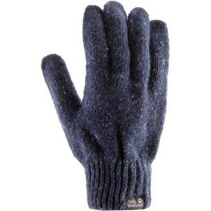Jack Wolfskin Fingerhandschuhe night blue