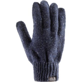 Jack Wolfskin Fingerhandschuhe night blue