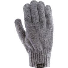 Jack Wolfskin Fingerhandschuhe slate grey