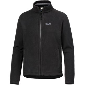 Jack Wolfskin Moonrise Fleecejacke Herren black