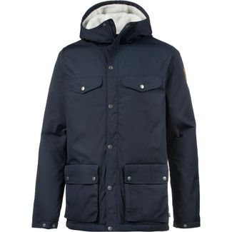 FJÄLLRÄVEN GREENLAND WINTER Jacke Herren Night Sky