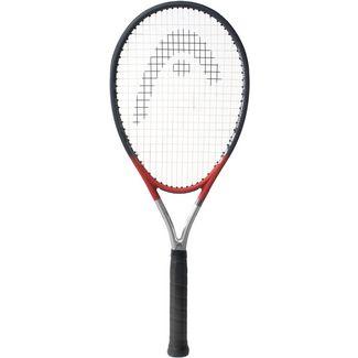 HEAD TI S2 Tennisschläger rot/silberfarben