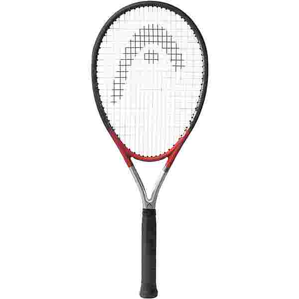 HEAD TI S2 Tennisschläger rot-silberfarben