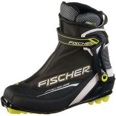 Fischer RC5 Skating Langlaufschuhe schwarz/weiß