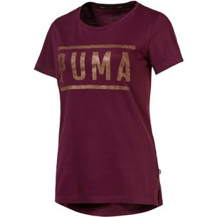 PUMA T-Shirt Damen Fig-BronzeMedal