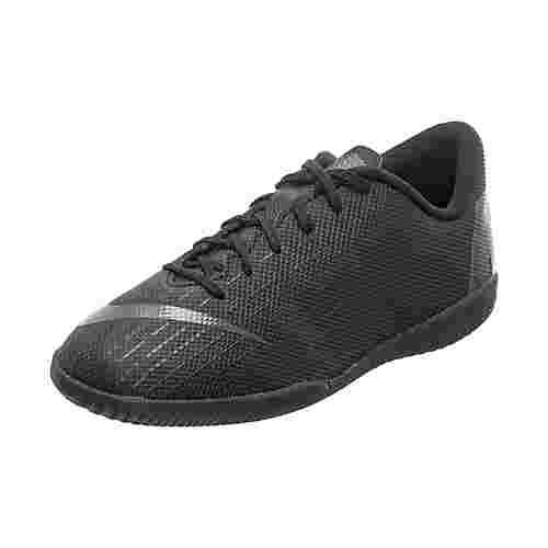 Nike Mercurial VaporX XII Fußballschuhe Kinder schwarz