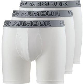 Under Armour Charged Cotton Boxer Herren white