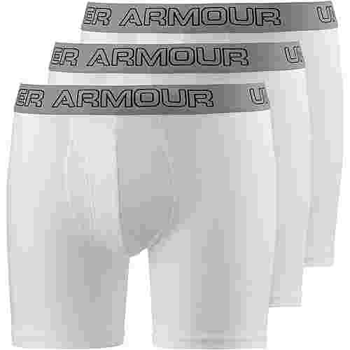 Under Armour Charged Cotton Boxer Herren white