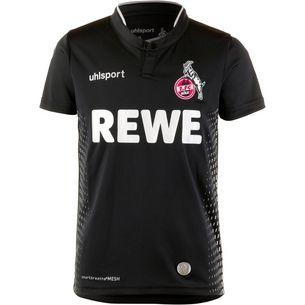 Uhlsport 1.FC Köln 18/19 3rd Fußballtrikot Kinder schwarz