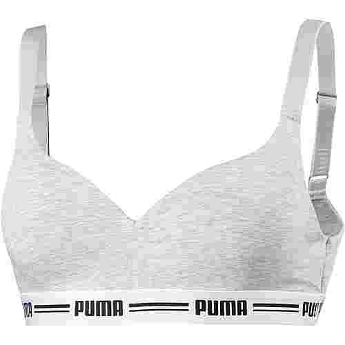 PUMA Iconic BH Damen grey melange