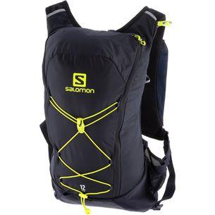 Salomon Agile 12 Trinkrucksack night-sky-sulphur-spring