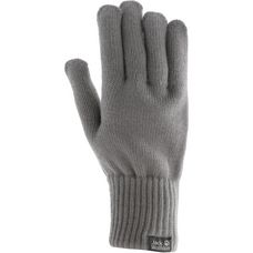 Jack Wolfskin Milton Fingerhandschuhe grey heather