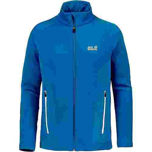 Jack Wolfskin Narvik Trail Fleecejacke Herren electric blue