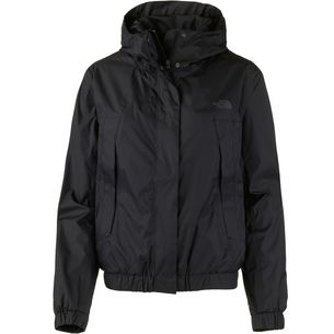 The North Face Regenjacke Damen tnf black