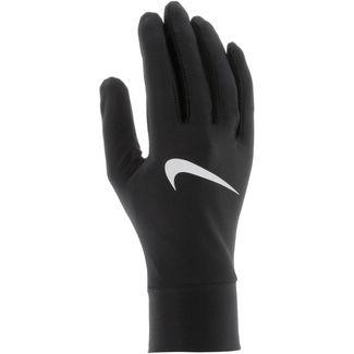 Nike Lightweight Tech Laufhandschuhe Herren black-black-silver