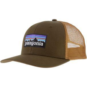 Patagonia P-6 Logo Cap sediment