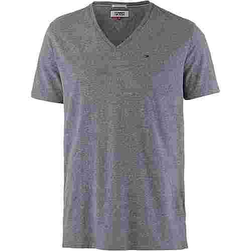 Tommy Hilfiger Original Triblend V-Shirt Herren black iris