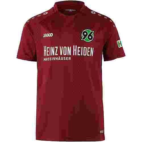 JAKO Hannover 96 18/19 Heim Fußballtrikot Kinder bordeaux