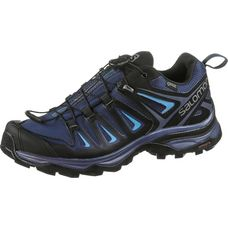 Salomon X Ultra 3 GTX Multifunktionsschuhe Damen medieval blue-black-hawaiian surf