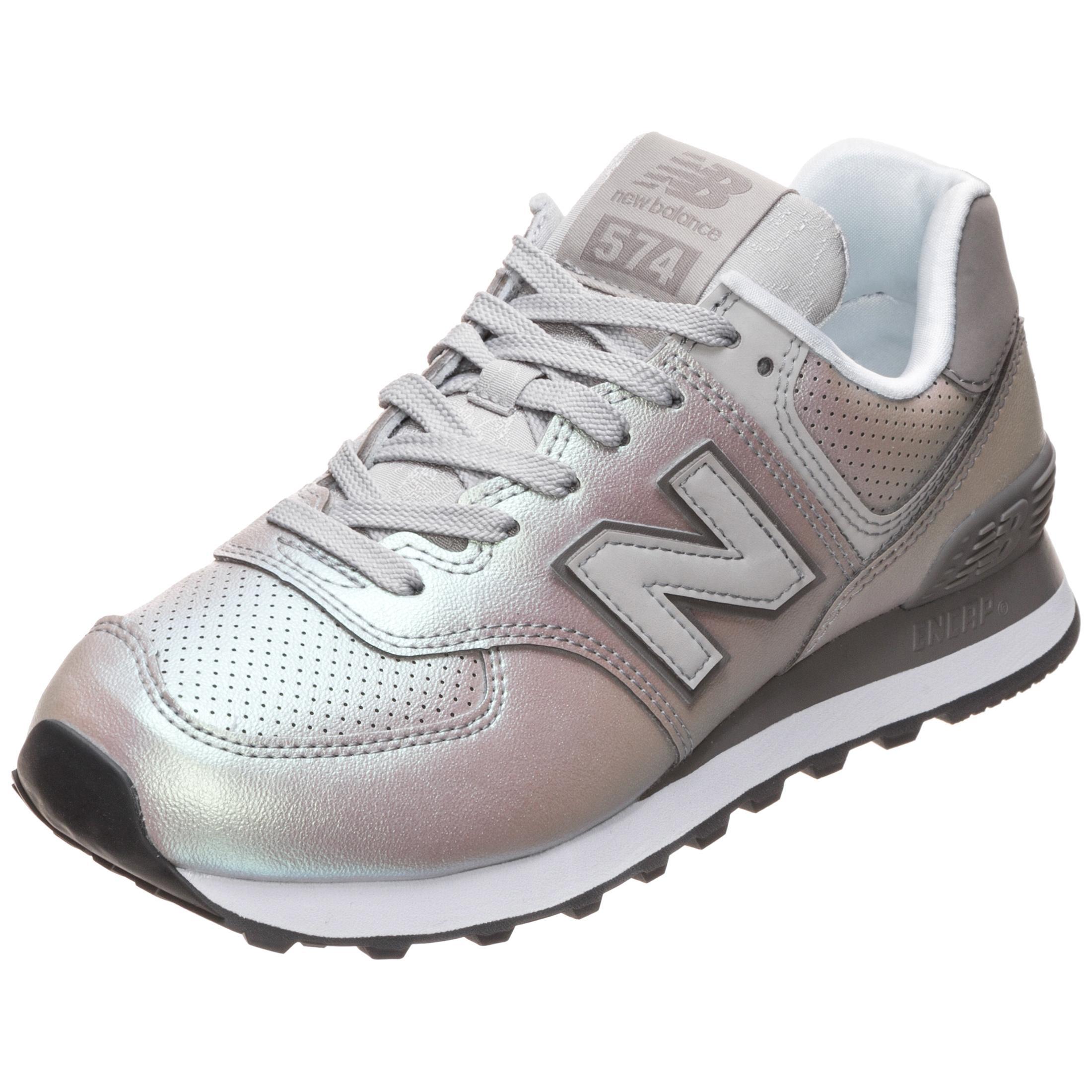 NEW BALANCE WL574-KSC-B Sneaker Damen grau im Online Shop von SportScheck  kaufen